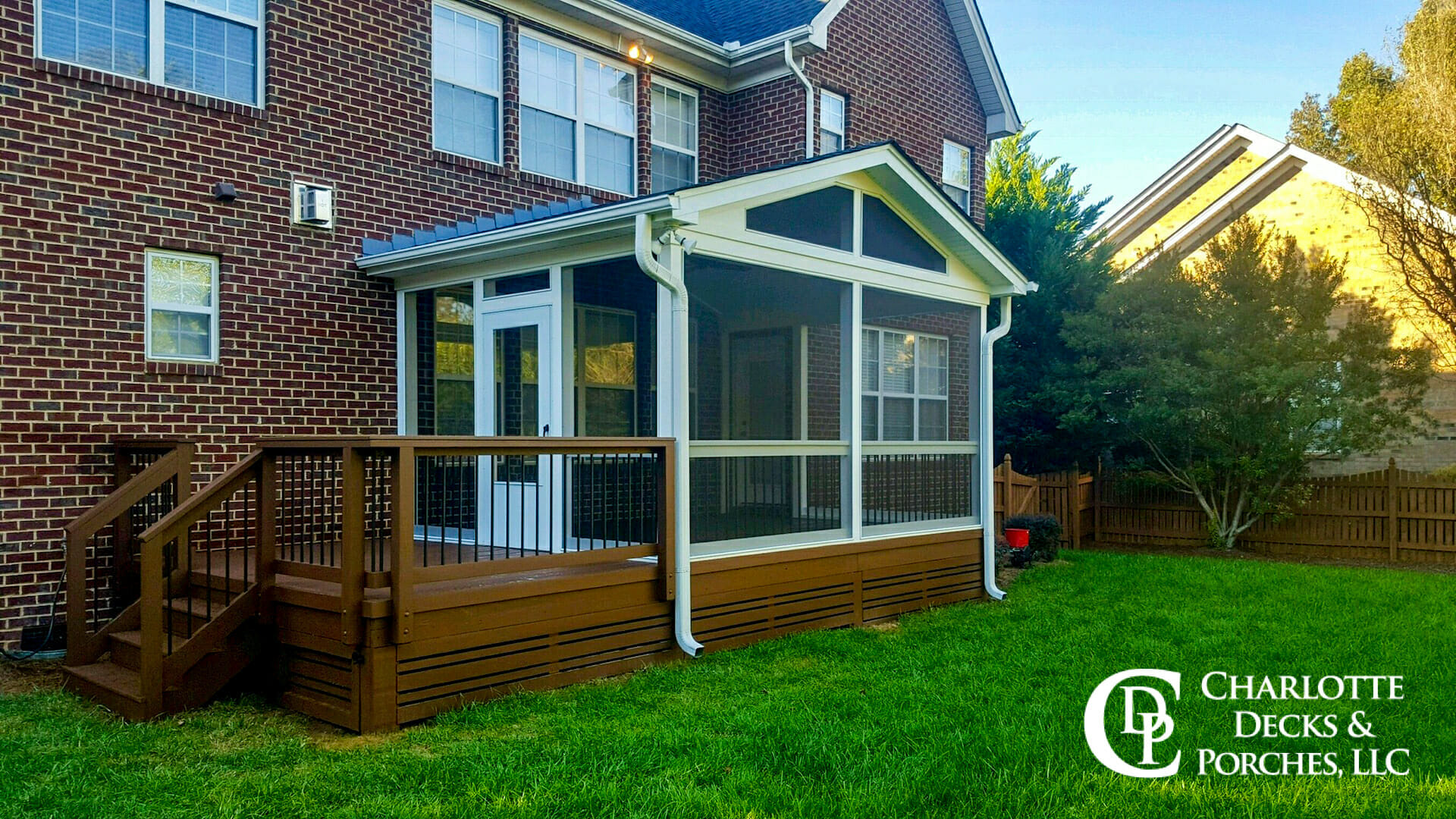 Screened Porch Photos Charlotte Decks And Porches Llc