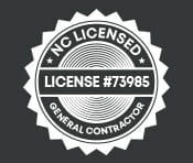 Charlotte NC General Contractor Seal